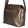 Женская сумка 35333 бронзовая 3