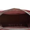 Женская сумка МІС 35605 розовая 4