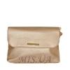 Женская сумка 35591 - 1 светло-золотая 0
