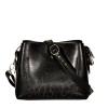 Женская сумка 35523 черная 0