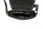 Мужская сумка 4351 черная 6