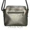 Женская сумка 35333 серебристая 3