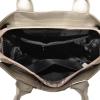 Женская сумка 35644 серебристая 5