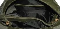 Женская сумка 35522 зеленая 5