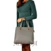 Женская сумка 35636 серая 6