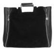 Женская сумка 0637 черная  0