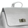 Женский рюкзак 35431 серебристый 1
