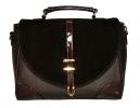 Женская сумка 0587 коричневая 0