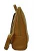Женский рюкзак 2518 рыжий 3