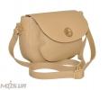 Женская сумка 35585 - с песочная 3