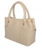 Женская сумка 35463 - с  бежевая 3