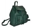 Жіночий рюкзак 2534 зелений 0