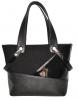 Женская сумка 35506 - 1 черная 0