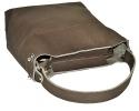 Женская сумка 2526 коричневая 4