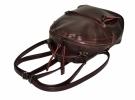 Жіночий рюкзак 2537 бордовий 3