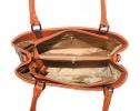 Женская сумка 35462 рыжая 5