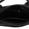 Men's leather bag 4584 is black(копия) 4