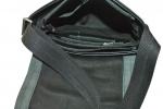Мужская сумка 4345 черная 4