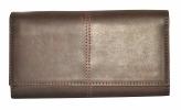 Мужской кошелек 4356 коричневый 0