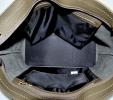 Женская сумка 35450 темно - бежевая 5