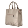 Женская сумка 35644 серебристая 3