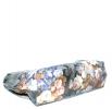 Женская сумка 35301 синяя с цветным принтом 5