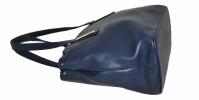 Женская сумка 35456 темно-синяя 4