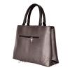 Женская сумка 35668 серебристая 5