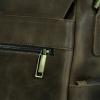 Мужская кожаная сумка Vesson 4623 коричневая 5