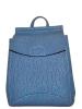 Женский рюкзак 2512 синий  0
