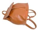 Женский рюкзак 35439 рыжий  4