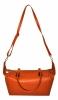 Женская сумка 35489 - 1  рыжая 5