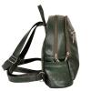Female backpack 35630 green 2