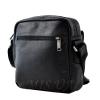 Чоловіча сумка Vesson 4566 чорна 3