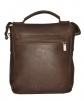 Мужская кожаная сумка 4508 коричневая 3