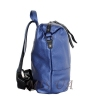 Городской  рюкзак MIC 35762 синий металик 2