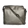 Женская сумка 35333 серебристая 4