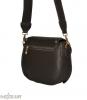 Женская сумка 35569 темно-коричнева 3