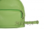 Городской  рюкзак 35617-1с салатовый 2