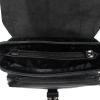 Мужская кожаная сумка Vesson 4632 черная  6