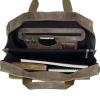 Мужской портфель 4301 хаки 9