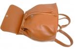 Женский рюкзак 35439 рыжий  5