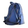 Женский рюкзак 35332 серебристо-черный 4