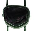 Женская сумка 2503 зеленая 7