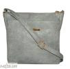 Женская сумка 35452 мьятно-серая 4