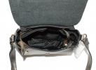 Жіноча сумка 35430 А бронзова 2