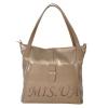 Женская сумка 35648-1 золотистая 0