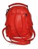 Жіночий рюкзак 2537 червоний 3