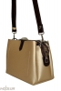 Жіноча сумка 35523 золотиста 4