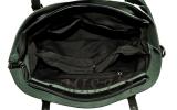 Женская сумка 2503 темно-зеленая 6